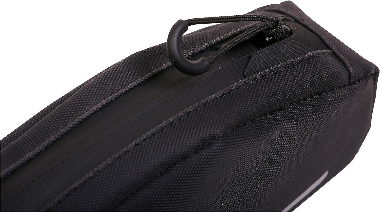 0.4 Litre Black Zefal Unisexs Z Aero Top Tube Bag
