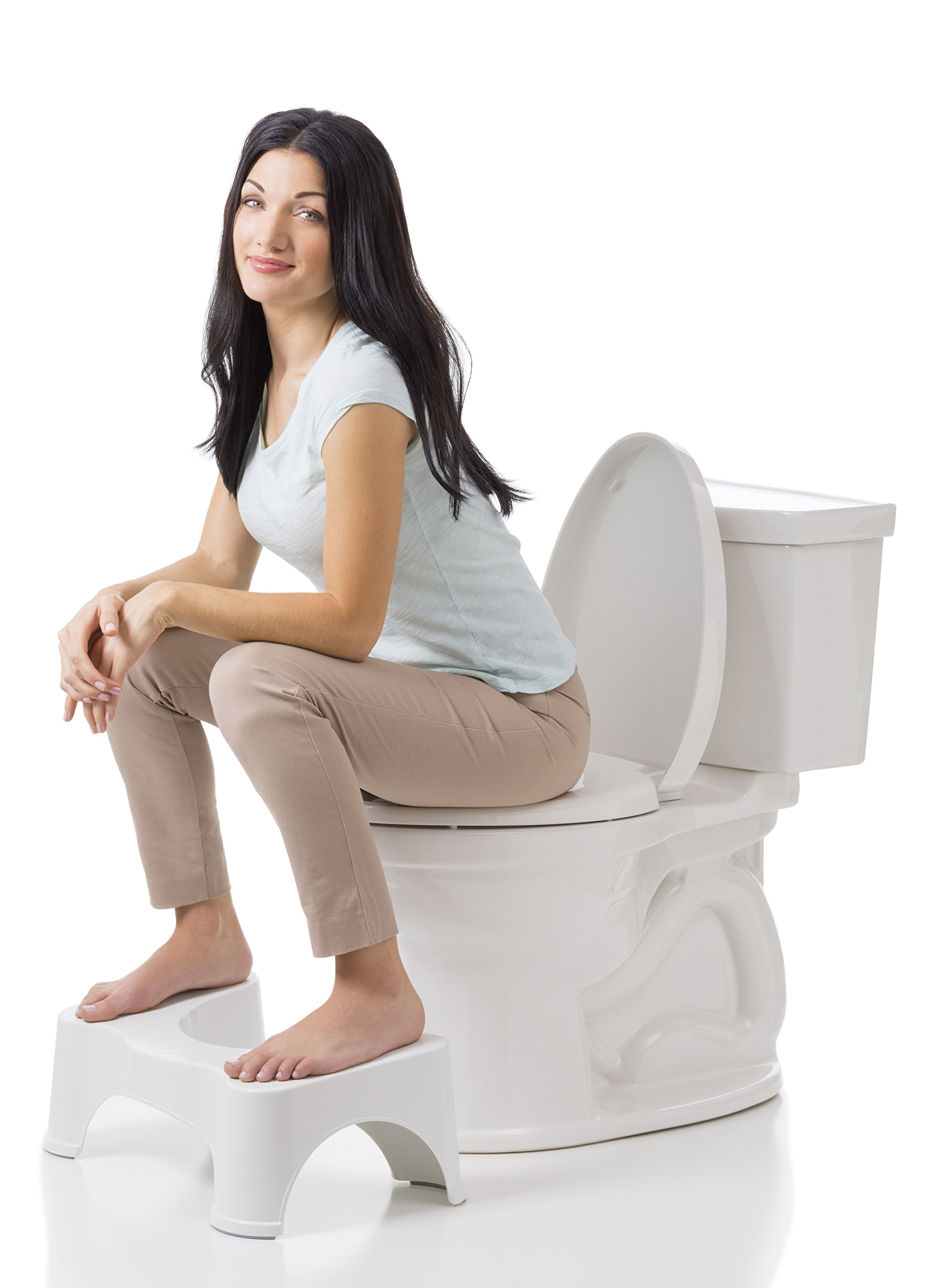 Squatty Potty The Original Bathroom Toilet Stool 7 Quot Amp 9 Quot 2