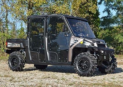 Polaris Side By Side >> Amazon Com Superatv Full Cab Doors For Polaris Ranger Xp