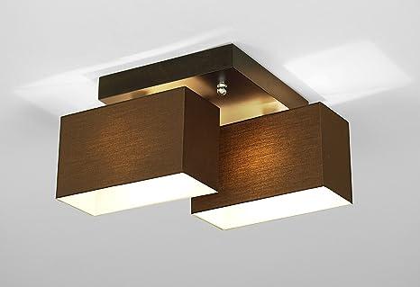 Plafoniera Tessuto Design : Wero design lampada da soffitto plafoniera di vitoria 006