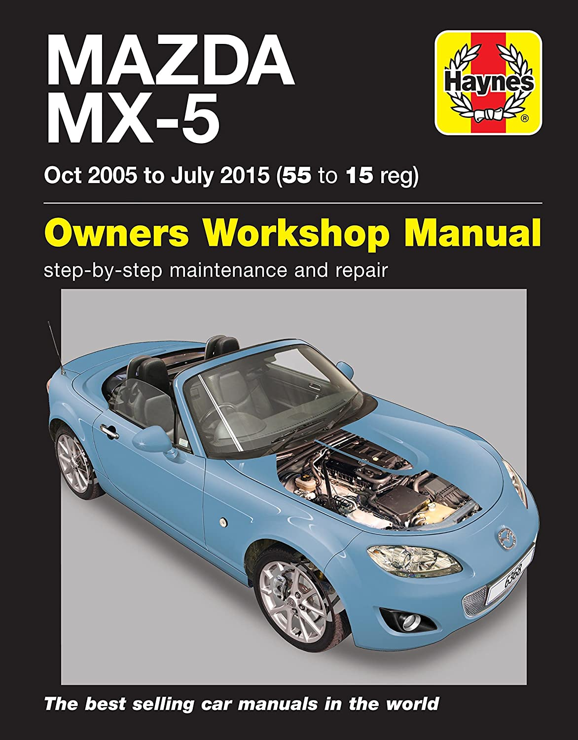 Mazda MX-5 Repair Manual Haynes Manual Service Manual Workshop Manual  2005-2015: Amazon.co.uk: Car & Motorbike