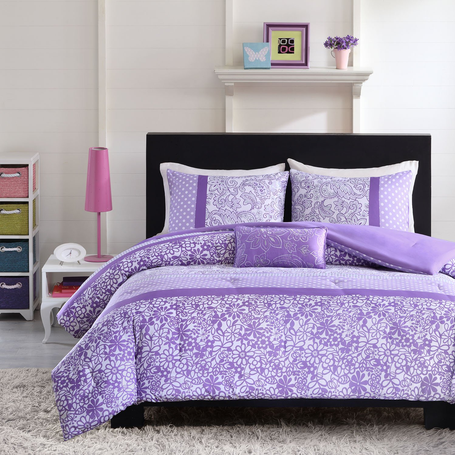 hash s zozzy decor sets dark twin home and comforter xl of colorful for purple teen pictures