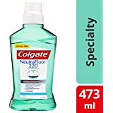 Colgate NeutraFluor 220 Daily Fluoride Mouthwash Mint 473mL