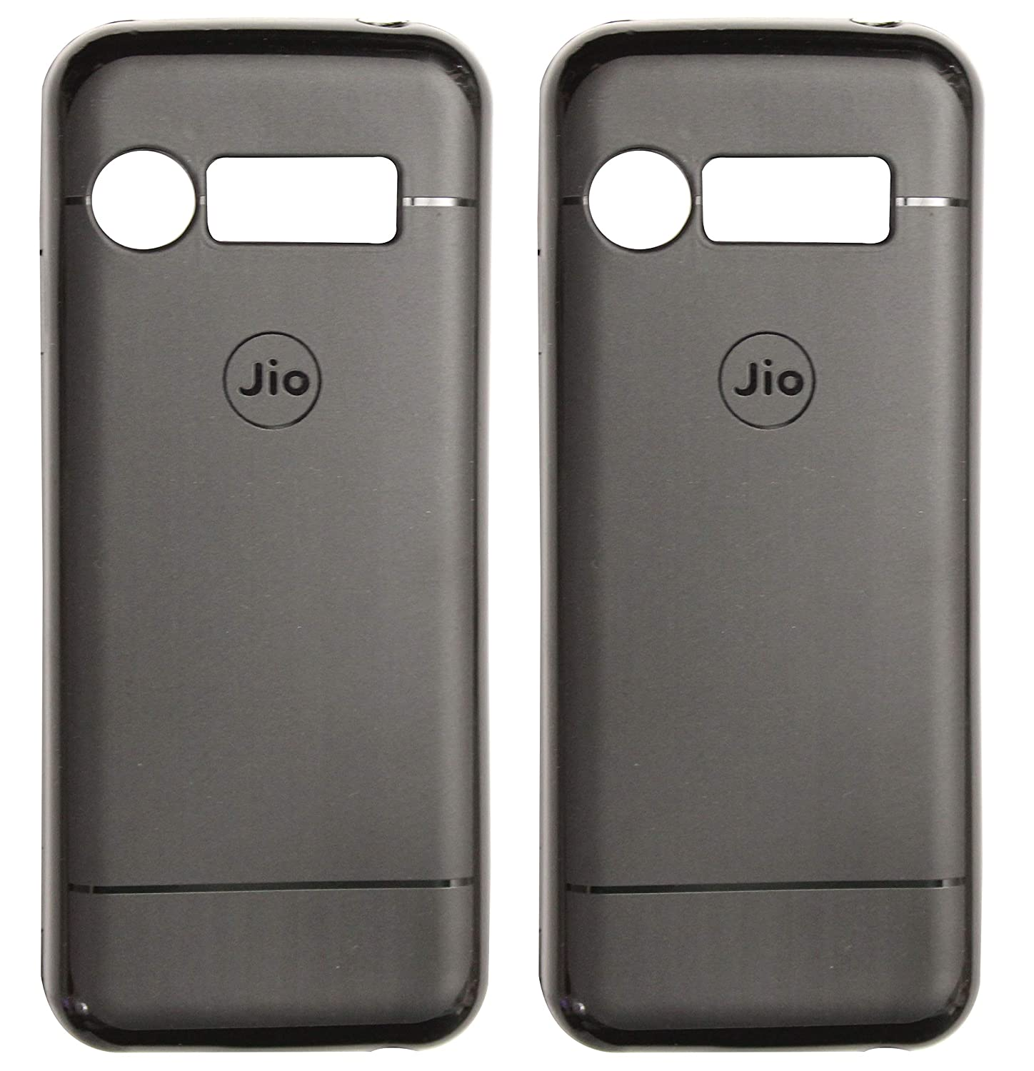 separation shoes a5b14 9ad68 FCS Mobile Back Cover for Jio Phone Lyf F90M: Amazon.in: Electronics