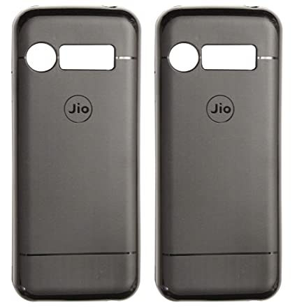 separation shoes 81530 e417a FCS Mobile Back Cover for Jio Phone Lyf F90M: Amazon.in: Electronics