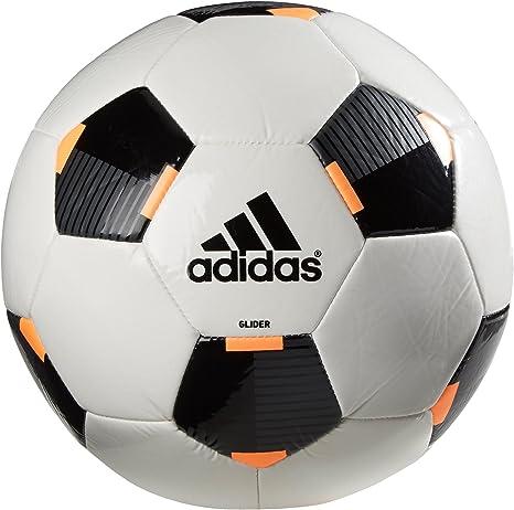 adidas Fußball 11Glider - Balón de fútbol Sala, Color Blanco ...