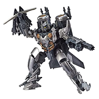 Transformers Toys Studio Series 43 Voyager Class Age of Extinction Movie KSI Boss Action Figure - Ages 8 and Up, 6.5-inch: Toys & Games [5Bkhe0906338]
