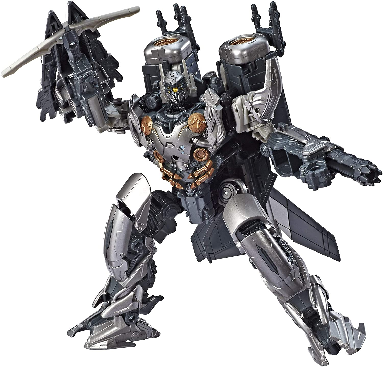 NEW ACTION FIGURE Transformers 3 Voyager Leader Class Optimus Prime justice 2018