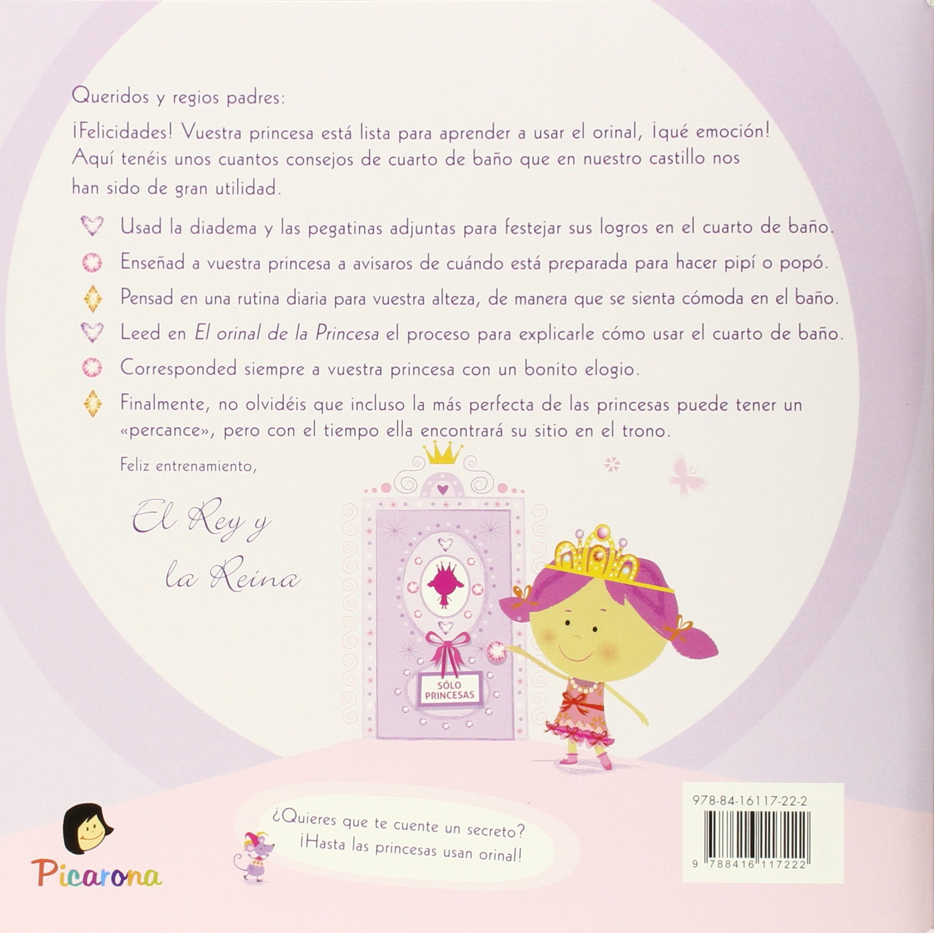 El orinal de la princesa (Spanish Edition): Samantha Berger: 9788416117222: Amazon.com: Books