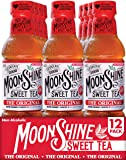 Moonshine Sweet Tea, Real Brewed Black Tea, The Original with All Natural Ingredients, Gluten Free, 16 Ounce Bottles (Pack of 12) – Helping Children's Charities