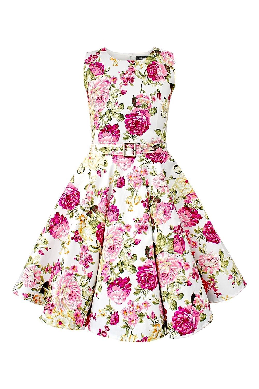 BlackButterfly Kids 'Audrey' Vintage Divinity 50's Dress