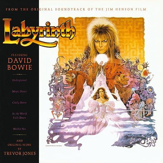Labyrinth : David Bowie, Trevor Jones: Amazon.es: Música