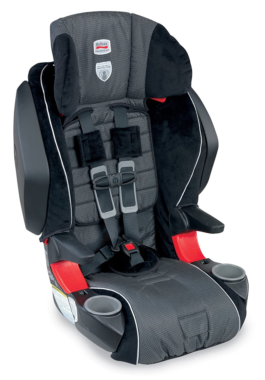 Amazon.com: Britax Frontier 85 SICT Booster Seat, Onyx (Prior Model