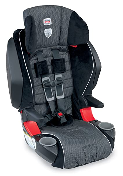 amazon com britax frontier 85 sict booster seat onyx prior model rh amazon com Britax Frontier Seat Cover Britax Pinnacle 90 Booster Car Seat