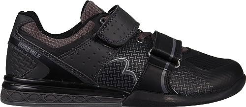 More Mile - Zapatillas deportivas Super Lift 3 para mujer, para crossfit y levantamiento de pesas, color negro: Amazon.es: Deportes y aire libre