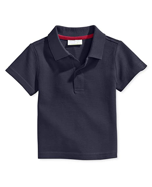 169bcad2b Amazon.com  First Impressions Cotton Polo Shirt