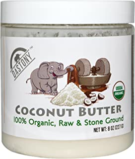 product image for DASTONY Organic Coconut Butter, 8 OZ