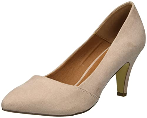 Bianco Women's Basic Loafer Pump 24-49217 Closed Toe Heels Discount Wholesale 7Ede4j
