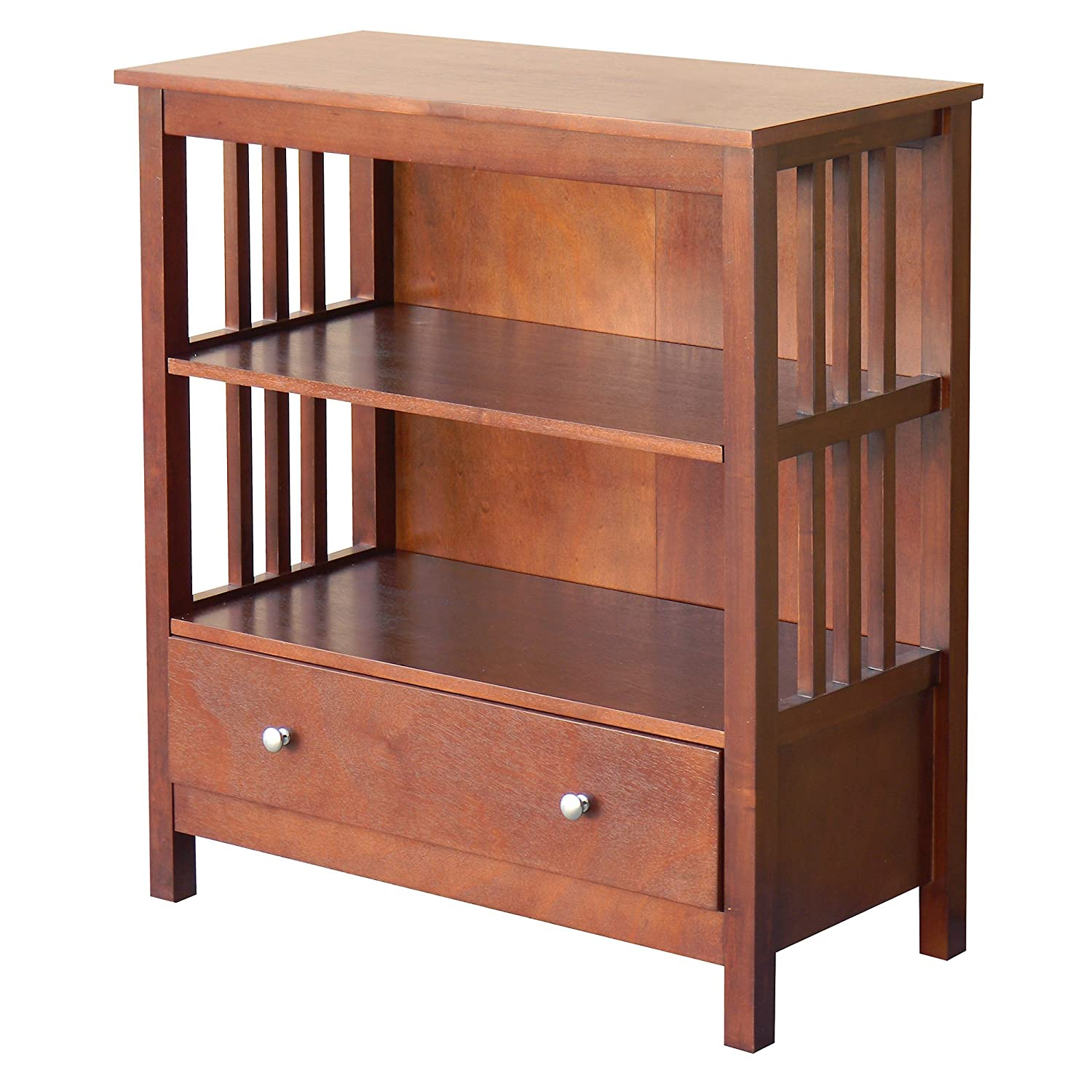 Bookcase Table Amazoncom Donnieann Hollydale Bookcase Kitchen Dining