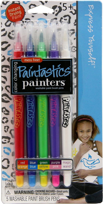 Lot of 10 Elmer/'s Painter/'s Pen Violet//Purple Marking Paint Wood Metal Glass