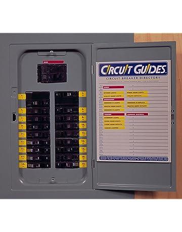 Terrific Circuit Breaker Panels Amazon Com Electrical Breakers Load Wiring Cloud Hisonuggs Outletorg