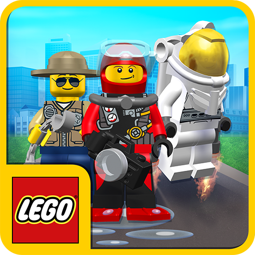 Amazon.com: LEGO® City My City: Appstore for Android