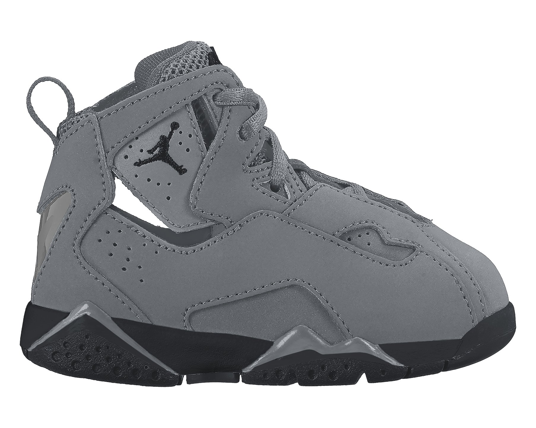 Jordan True Flight Cool Grey/Black (TD) (5 M US Toddler)