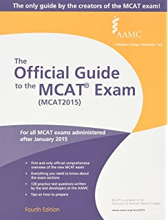 Kaplan mcat complete 7 book subject review book online kaplan the official guide to the mcat exam mcat2015 fandeluxe Image collections