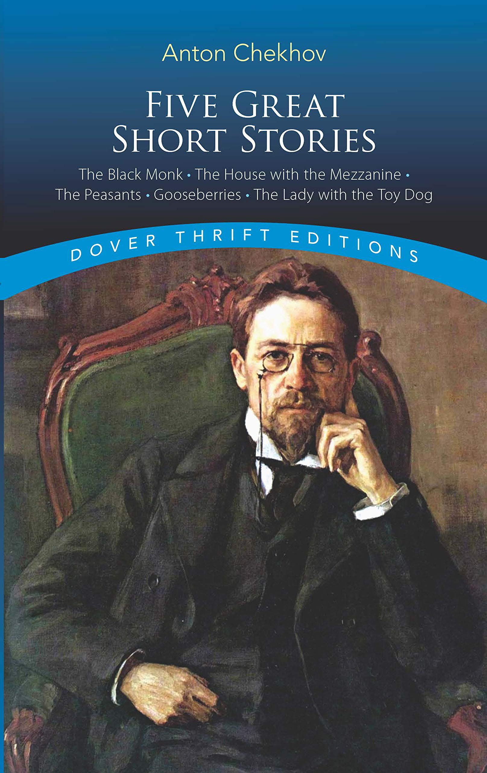 Five Great Short Stories (Dover Thrift Editions)