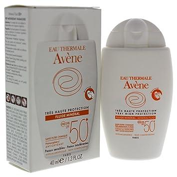 78e2f0329fee Avene Mineral Fluid SPF50+ 40ml: Amazon.co.uk: Beauty