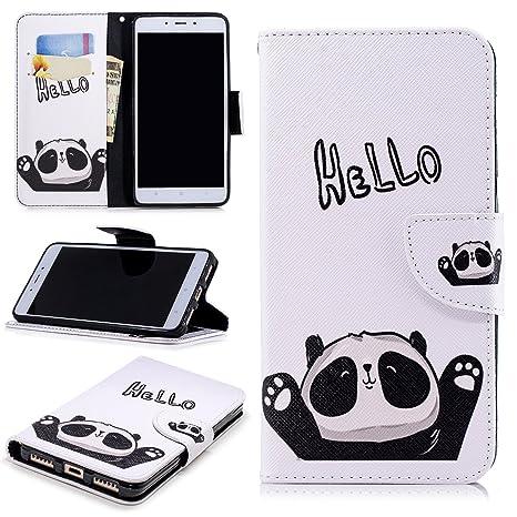 brand new 4f7dc c3147 Amazon.in: Buy Bangcool Xiaomi Redmi Note 4 Wallet Case Fashion ...