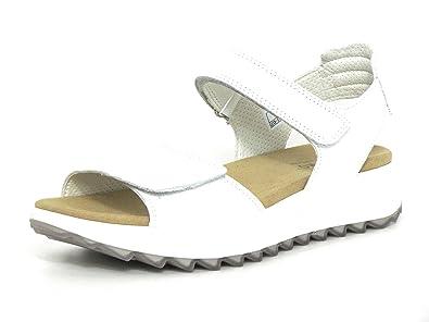 Legero Damen Sandaletten WHITE wei 2 00713 50 Schuhe