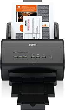 Brother BRTADS3000N Wireless Duplex Portable Scanner