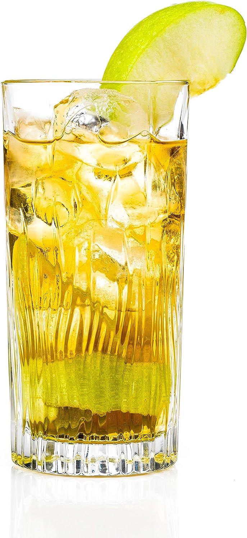 Rcr Kristallglas-Set 6 Longdrink-Gl/äser