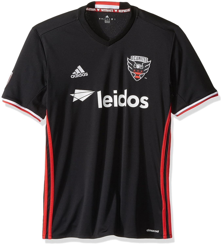 adidas Camiseta con logotipo de equipo, réplica: Amazon.es: Deportes y aire libre