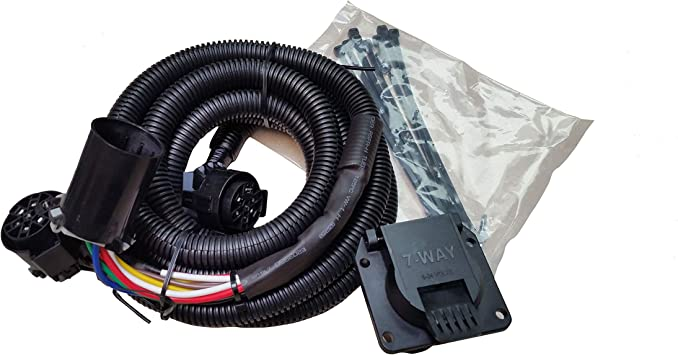 amazon.com: demco 8555002 5th wheel wiring harness - 10': automotive  amazon.com