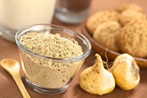 Image: Healthworks Maca Powder Peruvian Raw Organic | used for thousands of years as a powerful addition to a healthy diet