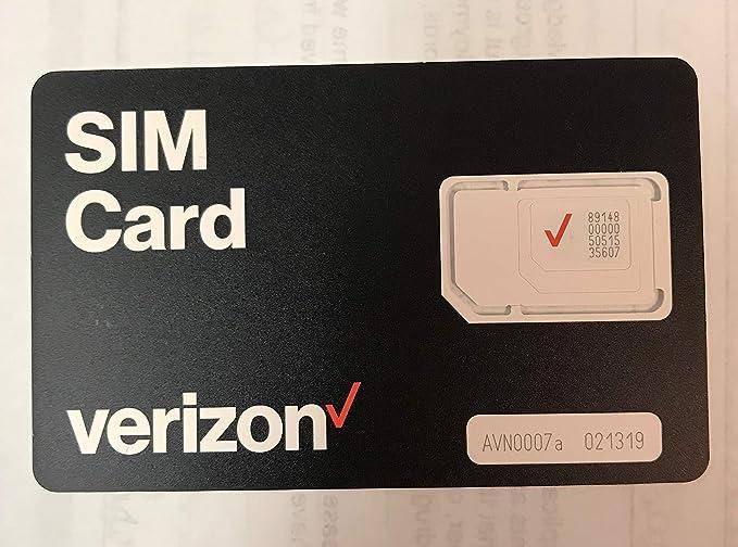 activate verizon sim card iphone 6