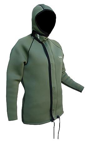 Seland ACHMAR chaqueta neopreno mariscadoras