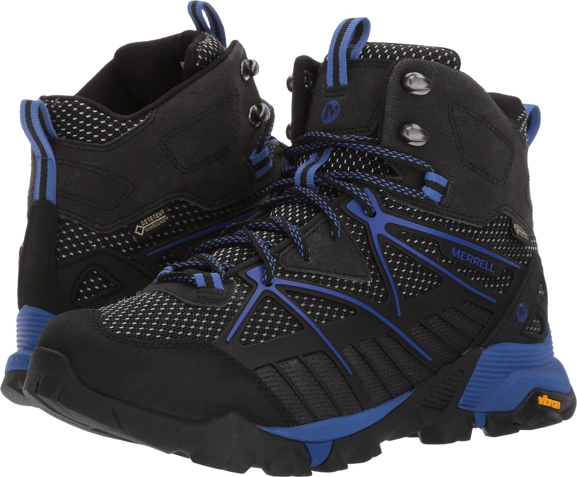 Merrell Capra Venture Mid Gore-Tex Surround Boot - Women's Black 5.5