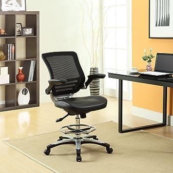Terrific Modway Mo Eei 211 Blk Chair 29 5 Lx28 5 Wx39 45 H Black Inzonedesignstudio Interior Chair Design Inzonedesignstudiocom