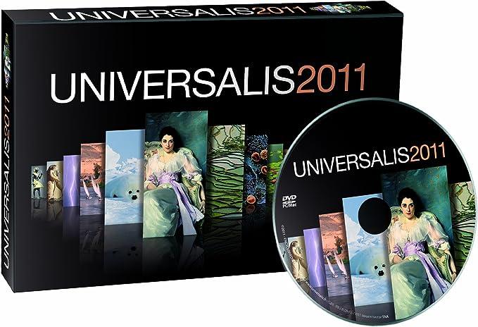 GRATUITEMENT 2011 UNIVERSALIS TÉLÉCHARGER ENCYCLOPDIE