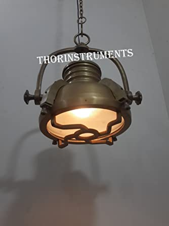 Theater Industrial Wave Cinema Nautical Pendant Lamp Hanging Ceiling