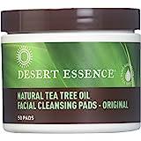 Facial Cleansing Pads - Tea Tree Oil, 50 pads 2-pack