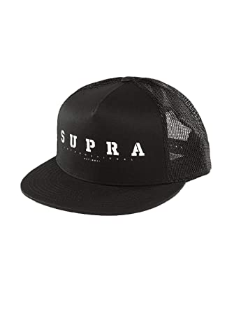 Supra Hombres Gorras/Gorra Trucker Heritage: Amazon.es: Ropa y ...