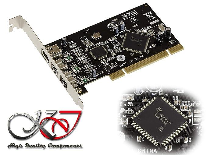 KALEA-INFORMATIQUE - Tarjeta PCI FireWire 400 + 800 ...