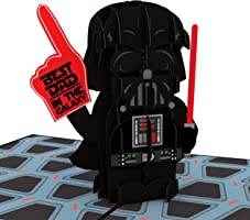 Star Wars Darth Vader: Best Dad Pop Up Greeting Card