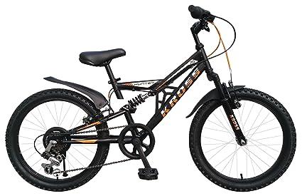 Buy Kross 20t6s Hunter Bicycle Matt Black Online At Low Prices In