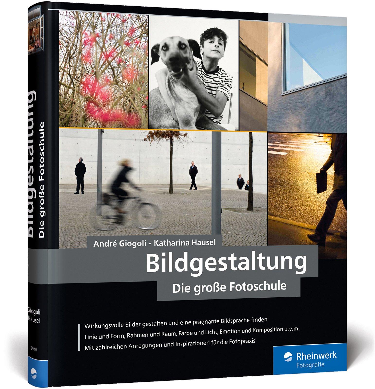 Bildgestaltung. Die große Fotoschule: von Bildanalyse zum goldenen ...