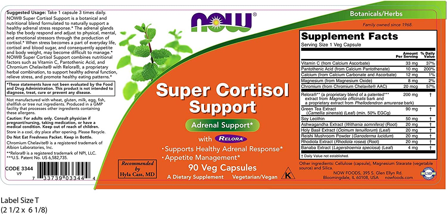 NOW FOODS Special Order Only, 90 Count